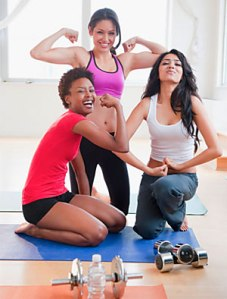 girls-working-out
