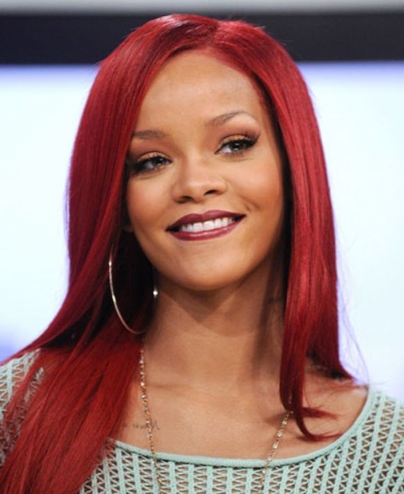Rihanna the hype tv show latest weave hairstyles ideas 2014 for women pmusecretfo Image collections